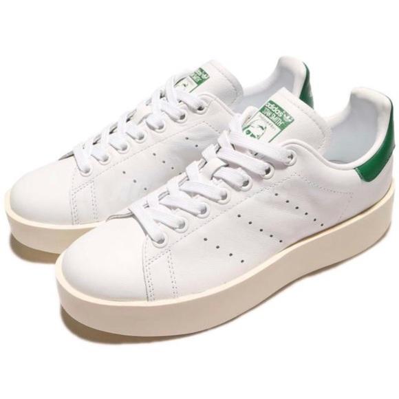 platform stan smith shoes